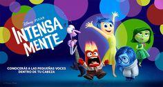 Personajes - Intensa-mente | Disneylatino Películas