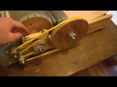 This video shows how to make your own DIY drum carder. This drum carder was constructed largely from scrap parts, with the carding cloth being the most expensive purchase. Details about the construction are over ...