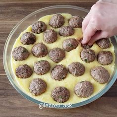 """, 183 σχόλια - Your video recipe account ( - Pratik yemektarifleri Dinner Dishes, Dinner Recipes, Turkish Recipes, Ethnic Recipes, Beef Recipes, Cooking Recipes, A Food, Food And Drink, Plat Simple"