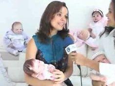 Reportagem Bebê Reborn   Renata Mota