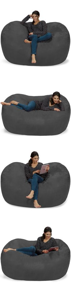 Bean Bags And Inflatables Bag Bean Cozy Chair Sack Lounger - Cozy chill bag