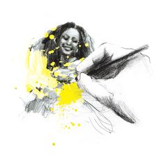 Beyoncé by Varpu Eronen