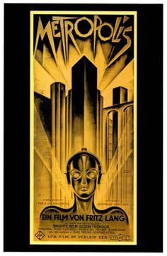 Metropolis from Fritz Lang...