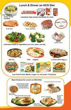 LUNCH & DINER (HCG)