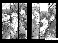Read manga Tonari no Kaibutsu-kun Vol.011 Ch.043: The Night History Is Made online in high quality