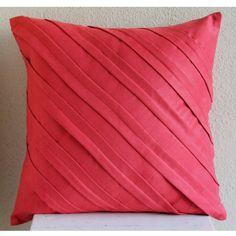 Red Throw Pillow Covers, Contemporary Throw Pillows Cover... https://www.amazon.com/dp/B00D0REPI8/ref=cm_sw_r_pi_dp_x_3uuqybE01JDB7