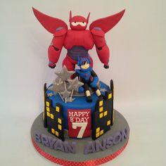 Big Hero 6 Cake | Baymax