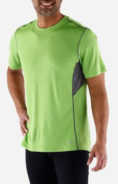 Rei Male Fleet Crew Shirt - Men's