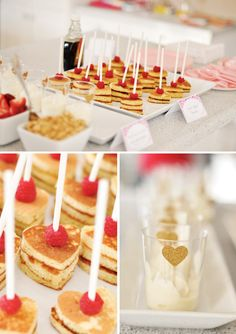 Sweet {Baby Love} Pink & Gold First Birthday Party