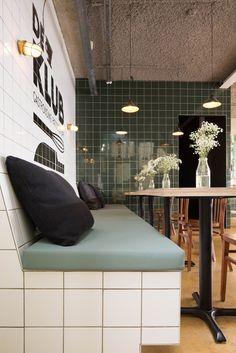 Restaurant De Klub - www.voidinterieurarchitectuur.nl