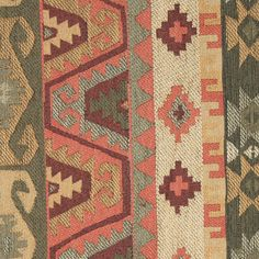 Southwestern pattern for upholstery Pattern Fabric, Free Pattern, Southwest Quilts, Ancient Scripts, Dining Room Bench, Bohemian Rug, Boho, Trailer Remodel, Find Furniture