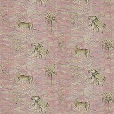 Papel Pintado Zoffany Jaipur 311724 . Disponible online en Modacasa.es
