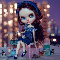 ✨✨#Blythe #Blythedoll #customBlythe  #noise #noisedoll  #Blythecustom #doll