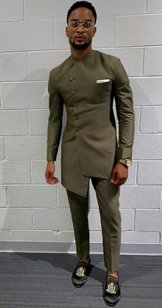Have you heard that saying that the way you dress is the way you are addressed, well if you have heard so then these are some adorable men native wears that will give you that honorable address. African Wear Styles For Men, African Shirts For Men, African Dresses Men, African Attire For Men, African Clothing For Men, Mens Clothing Styles, African Men Style, African Suits, African Women