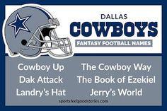 Dallas Cowboys fantasy football team names button Football Team Names, Football Boys, Football Helmets, Football Humor, Nfc East Teams, 32 Nfl Teams, Cool Fantasy Football Names, Falcons Game, Ohio Players