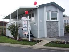 A compact manufactured home remodeled by ARM Homes, where details matter. This home is sold.