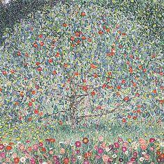 Buy Gustav Klimt - Apple Tree Online at johnlewis.com
