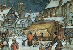 Illustratus: Anton Pieck