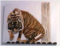 Paul Milton Artist Paintings