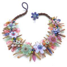 stephanie sersich — springtime necklace