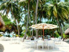 Kuramathi Island Resort: Palm Pizzeria - Gardenia and Maestrale @Kuramathi Island