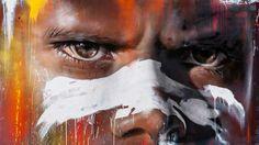 Adnate x Project Five Campaign New Murals @ Sydney, Australia X Project, Best Street Art, Outdoor Art, Australian Artists, Aboriginal Art, Street Art Graffiti, Chalk Art, Street Artists, Public Art