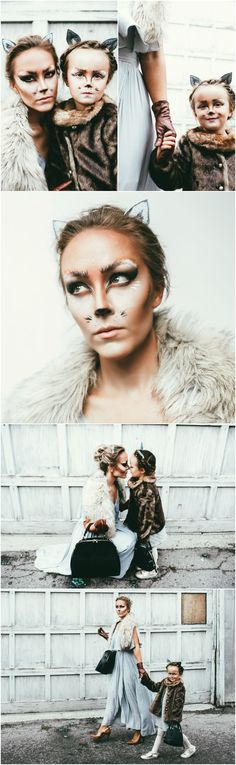 photography   Emmy Lowe Photo Hair   Tatum Wetzel MUA   Jill Marie MUA Styling   Ashley Mann Model   Sadie Jane Fox ears   Recycled Consign Sadie dress: FREE PEOPLE   faux fur shawl: ANTHROPOLOGY  …
