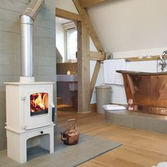 Charnwood Cove 1 Multifuel Stove From Fireplace Products
