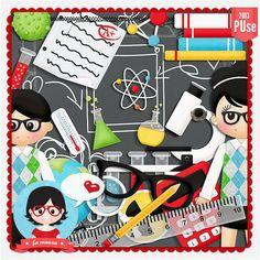 Kit - Nerd by Fa Maura [FaMaura_KitNerd] - $4.90 : FaMaura.com - scrapshop