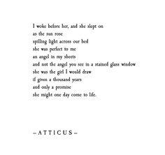 'Come To Life' #atticuspoetry #atticus #poetry #poem #loveherwild