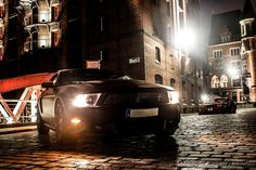 Mustang Vs Challenger (by Campo  Photography)