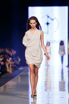 Fashion Week Poland: Eva Minge wiosna-lato 2014 / fot. Magnifique Studio