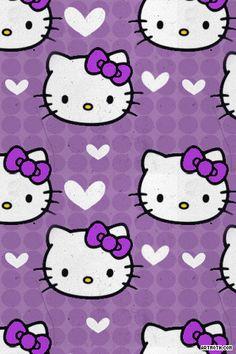 hello kitty wallpaper iphone - Google Search