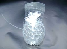 Recycling bottles: summer flower pot for home Material: – Plastic bottle. Step Remove the lid of the plastic bottle. Step Using scissor to cut plastic bottle … Continue reading → Recycled Bottles, Recycle Plastic Bottles, Home Crafts, Crafts For Kids, Led Chandelier, Summer Flowers, Bottle Crafts, Hobbies And Crafts, Flower Pots