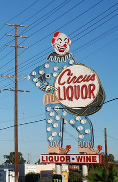 Circus Liquor, North Hollywood, CA
