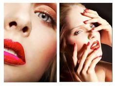 Rúzsozásra fel! 😉❤💋 #makeup #lipstick #lip #trendmakeup #redlips #redlipstick #partymakeup