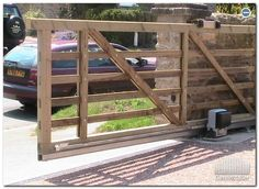 Classic Wooden Gates (52)