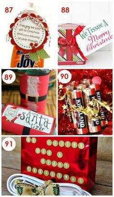Joy at Christmas....Tissue a Merry Christmas...Santa-tizer