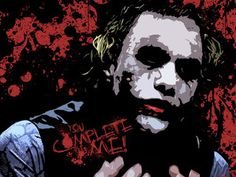 Wallpaper of joker for fans of The Joker 28092753 Joker Batman, Heath Ledger Joker, Joker Art, Bob Kane, Joker 2008, Joker Kunst, Joker Und Harley Quinn, Graffiti Wallpaper, Clown Tattoo