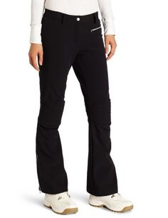 Helly Hansen Women's Eclipse Pant, Black, Medium by Helly Hansen. $200.00. 4-way stretch softshell fabric for movement, protection and breathability. Outstanding good looks from a classic tight fitting ski pant. Feminine fit.