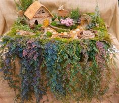 Love this faery garden
