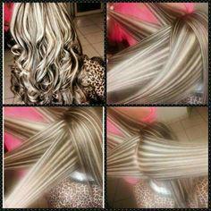White chocolate & dark chocolate hair colors   hair   Pinterest ...