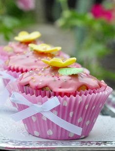 Swedish muffins/cup cakes