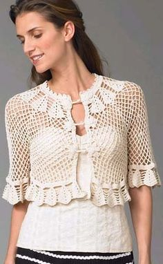 Outstanding Crochet: Patterns. Site com muitos diagramas!