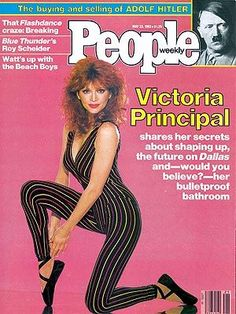 Magazine photos featuring Victoria Principal on the cover. Victoria Principal magazine cover photos, back issues and newstand editions. Cool Magazine, Life Magazine, Magazine Covers, Roy Scheider, Victoria Principal, Saved By The Bell, The Beach Boys, Reaching For The Stars, Weight Loss Inspiration