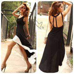 Kampanya!.. 45TL Ürün kodu:0030 #siyah U boyun #elbise beden:s/m/l #kadın #kolsuz #uzun #türkiye #yurtdisindan #yeni #yaz #alisveris #aşk #seksi ^.^ Sexy Summer Dresses, Sexy Dresses, Dress Backs, White Lace, Backless, Fashion, Moda, Fashion Styles, Hot Dress