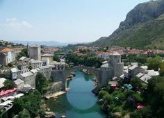 Koskin-Mehmed Pashas Mosque - Gives you the absolute best views in all of Mostar
