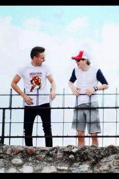Niall & Liam