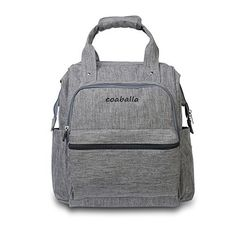 Coaballa Multi-Function Travel Diaper Bag Backpack Organizer for Men and Women- Extra Large/Grey *** Learn more by visiting the image link.