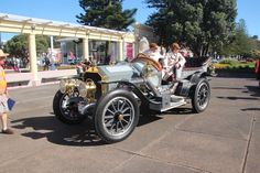 Art Deco Weekend Review  – Thirty Years and 30 Outstanding Vintage Cars Napier New Zealand, Vintage Cars, Antique Cars, Art Deco Clothing, Back In Time, Classic Cars, Retro Cars